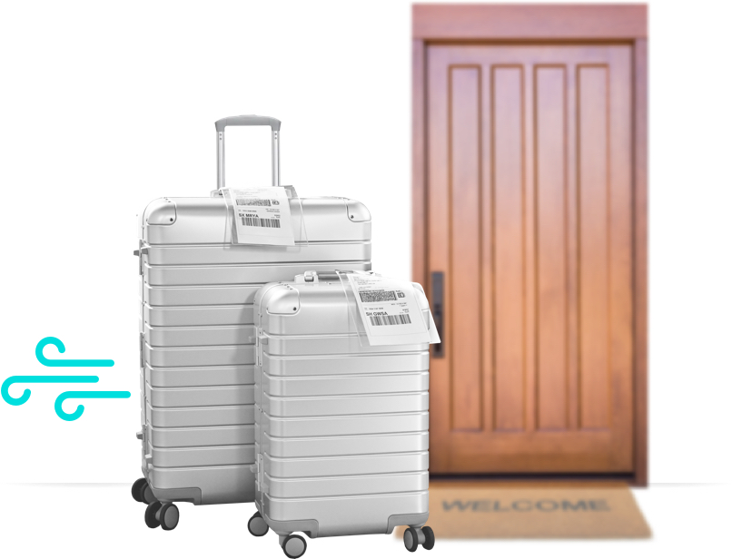 How to ship your luggage with ShipGo