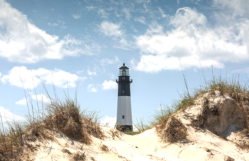The top cheap summer beach destination to visit is Tybee Island in Georgia