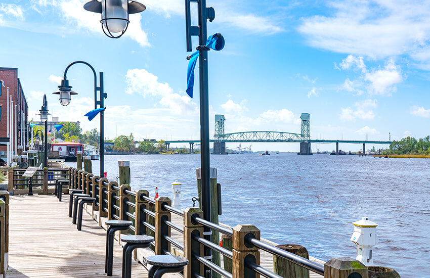 The best vacation to take this Labor Day is to Wilmington, North Carolina